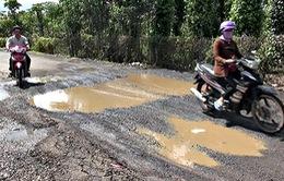Bà Rịa - Vũng Tàu: Nhiều tuyến đường nông thôn xuống cấp gây nguy hiểm