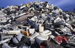 Rác thải điện tử đầu độc môi trường sống