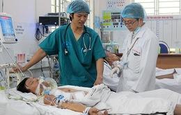 Bệnh viện Đồng Nai cứu sống bệnh nhân bị vỡ tim
