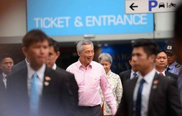 Thủ tướng Lý Hiển Long và phu nhân thăm tòa nhà cao nhất TP.HCM