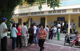 Đảng Nhân dân Campuchia dẫn đầu tại 1.163 xã, phường