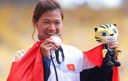Gương mặt thể thao: Trần Thị Yến Hoa - Điền kinh chính là bản thân
