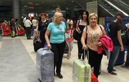 Khánh Hòa đón 125.000 lượt khách quốc tế trong tháng 1