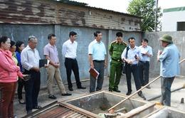 Nguồn nước nhiễm xăng dầu ở Đăk Lăk chưa được xử lý
