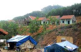 Quảng Ngãi: Sạt lở khu tái định cư đe dọa tính mạng hàng trăm hộ dân