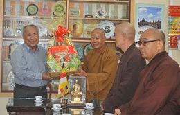 Lãnh đạo TP Đà Nẵng thăm Ban trị sự Giáo hội Phật giáo Việt Nam