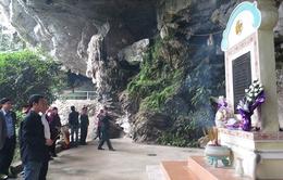 Lễ kỷ niệm 45 năm ngày hy sinh của các chiến sỹ Lèn Hà, Quảng Bình