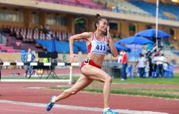 Gương mặt thể thao: Quách Thị Lan - đam mê trên từng bước chạy