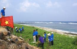 Dừng ngay việc đổ chất thải trong Khu bảo tồn biển Lý Sơn