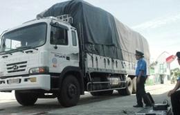 Số xe quá tải bị xử phạt tăng cao tại Gia Lai