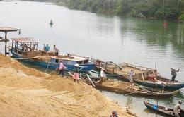 Phó Thủ tướng yêu cầu 4 Chủ tịch tỉnh chỉ đạo điều tra khai thác cát trái phép