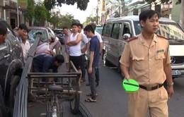 Nguy cơ tai nạn giao thông từ xe 3 bánh ở Khánh Hòa