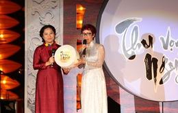 BTC Thu Vọng Nguyệt trao hơn 1 tỷ đồng cho quỹ từ thiện