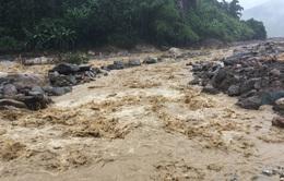 Cảnh báo lũ quét, sạt lở đất ở các tỉnh miền núi phía Bắc và khu vực từ Thanh Hóa đến Hà Tĩnh