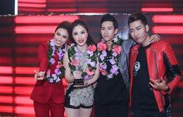 Bảo Thy đăng quang ngôi vị quán quân The Remix 2017
