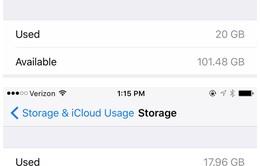 iOS 10.3 ra mắt: Hỗ trợ tìm kiếm AirPods thất lạc, giải phóng bộ nhớ iPhone