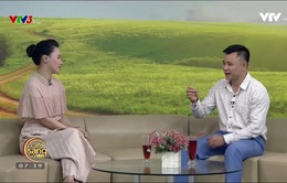 """Café Sáng với VTV3: """"Táo"""" Tự Long bật mí chuyện lương lậu"""