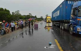 Quảng Ngãi: Liên tiếp xảy ra TNGT trên đoạn đường gần 5km