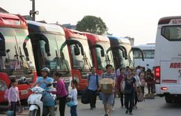 Tết sum vầy: 47 chuyến xe đưa hơn 2.000 lao động về quê ăn Tết