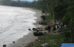 Bãi biển du lịch Đà Nẵng bị xâm thực nghiêm trọng