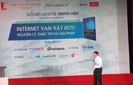 Internet of things - Xu hướng công nghệ của tương lai