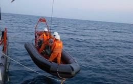 Vụ chìm tàu Hải Thành 26: Kết thúc tìm kiếm tại hiện trường