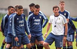 """HLV Claudio Ubeda: """"2 trận đấu tại Việt Nam rất quan trọng với U20 Argentina"""""""
