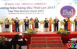 Hội chợ Thương hiệu hàng đầu Thái Lan 2017 tại Hà Nội