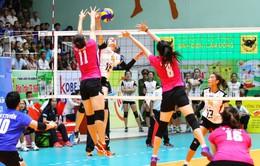 VIDEO: CLB Bangkok Glass khởi đầu thuận lợi ở Giải bóng chuyền nữ quốc tế Cúp VTV9- Bình Điền