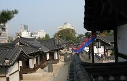Khám phá làng cổ Hanok tại Hàn Quốc