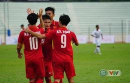 TRỰC TIẾP Bóng đá nam SEA Games 29, bảng B: U22 Philippines - U22 Việt Nam (19h45, VTV6)