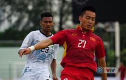 Hình ảnh đẹp trận U22 Việt Nam 4-0 U22 Timor Leste