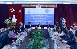 WIPO cam kết hỗ trợ Việt Nam xử lý đơn trong hoạt động sở hữu trí tuệ