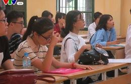 Hơn 99% thí sinh đến làm thủ tục dự thi THPT Quốc gia 2017