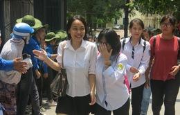 Thí sinh có 10 ngày để phúc khảo bài thi THPT Quốc gia 2017