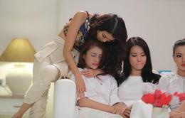 The Face - Tập 4: Hoàng Thùy bật khóc vì thất vọng với học trò, Lan Khuê chia tay thí sinh đầu tiên