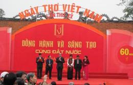 Ngày Thơ Việt Nam 2017 sôi nổi tại Văn Miếu Quốc Tử Giám