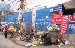 Vì sao rác bủa vây các khu dân cư Hà Nội?