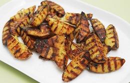 Bánh mỳ, khoai tây chế biến chuyển màu nâu có nguy cơ gây ung thư