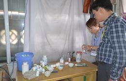 Đình chỉ phòng khám tự ý đóng gói, pha chế thuốc tại Hà Nội