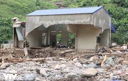 Khởi công 57 nhà tái định cư cho người dân vùng lũ Sơn La