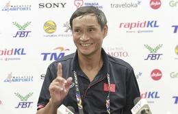 HLV Mai Đức Chung: Tôi hài lòng về kết quả chứ không phải phong độ các cầu thủ Việt Nam