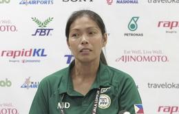 Thất bại, HLV Philippines ca ngợi tuyển nữ Việt Nam hết lời