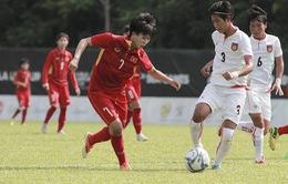VTV tự hào đồng hành cùng chặng đường chinh phục HCV SEA Games 29 của bóng đá nữ Việt Nam!