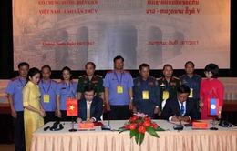 Việt Nam - Lào tăng cường hợp tác đấu tranh phòng, chống tội phạm ma túy