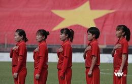"""ĐT nữ Việt Nam 1-1 ĐT nữ Thái Lan: """"Vàng"""" SEA Games tại tay!"""