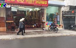 Vỉa hè Hà Nội thông thoáng trước ngày toàn Thành phố ra quân xử lý