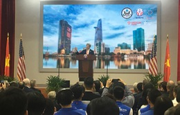 Ngoại trưởng Mỹ John Kerry: Những cam kết của Mỹ với khu vực châu Á - Thái Bình Dương sẽ không thay đổi