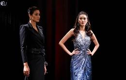 The Face - Tập 6: Giành chiến thắng nhưng Lan Khuê nhờ chị đại The Face Thái Lan loại thí sinh