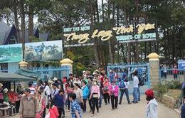 Khu du lịch Thung lũng Tình Yêu (Đà Lạt) bất ngờ tăng mạnh giá vé